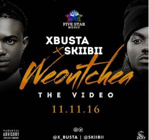 X-Busta - Weoutchea Ft. SkiiBii